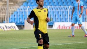Цветомир Панов пропуска следващите три мача на Ботев (Пловдив)