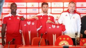 Йорданеску слага край на вътрешната война в ЦСКА-София