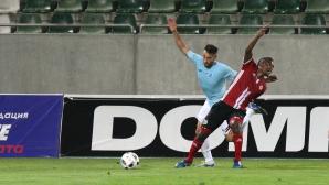 ЦСКА-София вдига всички контузени за мача с Лудогорец
