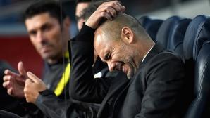 Де Бройне отпадна за дербито с Юнайтед, Гуардиола готви ротации