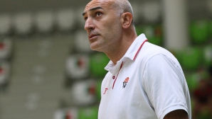 Любомир Минчев: Най-важна е победата в този мач
