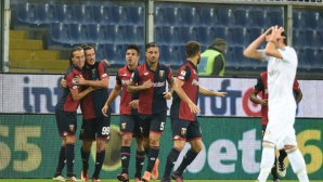 Дженоа - Милан 1:0, гледайте мача тук!