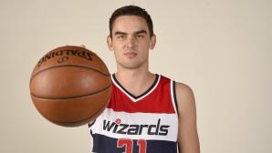 Рекорден брой чуждестранни играчи започват сезона в НБА