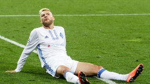 Ярмоленко е най-скъпоплатеният футболист в Украйна
