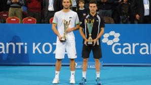 Финалистите от 2016-а идват отново на Garanti Koza Sofia Open