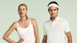 Шарапова, Федерер и Иванович се пускат във Висша лига по тенис
