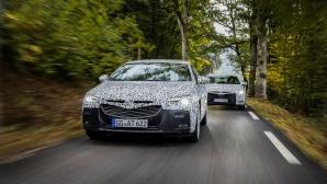 В последна фаза на разработване: Изцяло новият Opel Insignia (Видео)