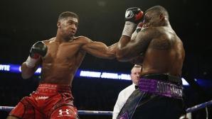 Форман: Джошуа може да стане велик боксьор