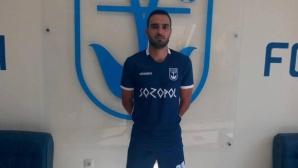 Мартин Теменлиев: Созопол е оазис на футбола в България