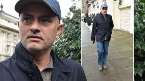 Моуриньо: Животът в Манчестър е малко бедствие