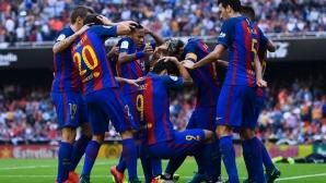 Скастриха Барселона: Провокатори и симуланти!