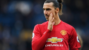 Златан иска Юнайтед да е шерифът на Манчестър