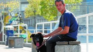 Реал Сосиедад промени съдбата на бездомник