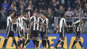 Ювентус - Сампдория 2:0, гледайте мача тук!