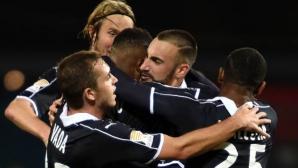 Бордо лесно си проправи път към 1/8-финала за Купата на Лигата