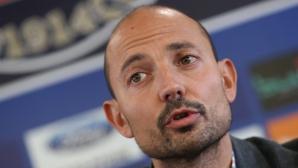 Ангелов: Напускането на Петрович вкара неувереност в играчите