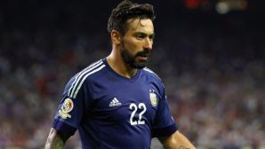 Лавеци се завърна в националния отбор на Аржентина