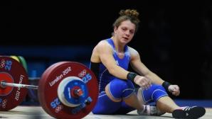 Милка Манева ще получи сребърен медал от Лондон 2012