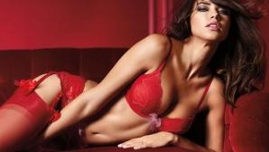 Адриана Лима радва феновете си със секси снимки (галерия)