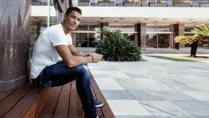 Кристиано за най-трудния си съперник, отношението си към Меси и финала на Евро 2016