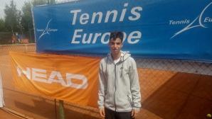 Адриан Андреев върви уверено напред в Мароко