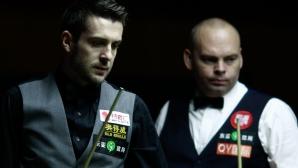 Сблъсък между световни шампиони на 1/2-финалите в Китай