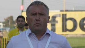 Киров: Добър мач за Ботев