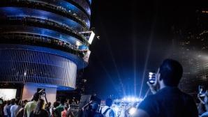 Финалите на Red Bull Cliff Diving 2016 за първи път в Дубай и за първи път след залез слънце