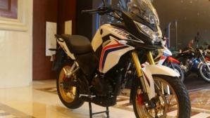 Honda представи модела CBF190X в Китай
