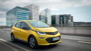 Новият Opel Ampera-e – до 150 километра автономен пробег