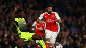 Жиру и Рамзи се завръщат в игра срещу Съндърланд, трима под въпрос за двубоя