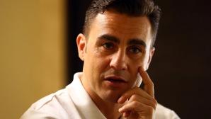 Канаваро: Голямата ми мечта е да водя Реал Мадрид