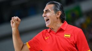 Серджо Скариоло ще води Испания до 2020 година