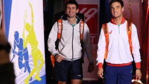 Кузманов и Лазов на победа от трофей в Анталия