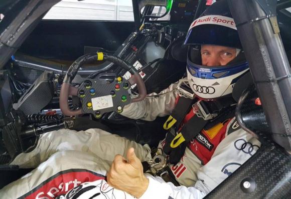 Матиас Екстрьом очаква сделка с Audi в DTM сериите