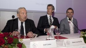 Ван дер Сар вече е генерален директор на Аякс