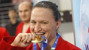 Мария Оряшкова с четвърта световна титла в спортното самбо