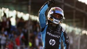 Себастиен Буеми покори Формула Е в Маракеш (Видео)