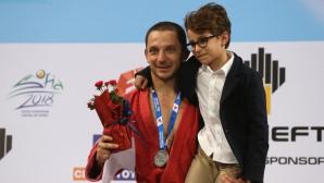 Двама българи с финали в последния ден на Световното по самбо