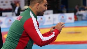 Девет медала за България от Световното по самбо в София