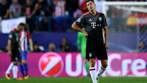 ФИФА започна разследване за бомбичката към Левандовски