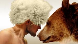 Деветгодишният Нурмагомедов се бори с мечка (ВИДЕО)