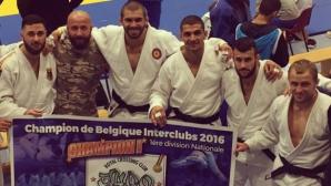 Ивайло Иванов стана шампион на Белгия