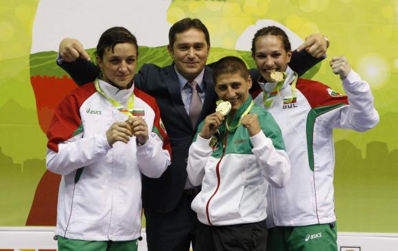 Красимир Инински: Това е триумф за целия български бокс (видео)