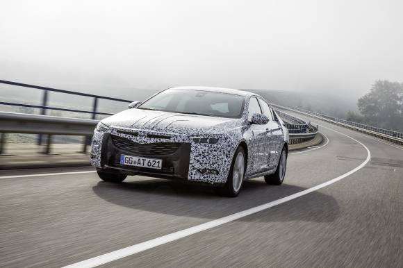 Новият Opel Insignia – по-лек, по-динамичен и вече на