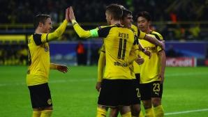УЕФА открадна един гол от Марко Ройс