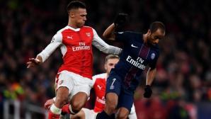 Киърън Гибс: Резултатът е разочароващ за Арсенал