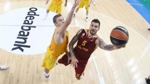 Барселона и Везенков с пета загуба в Евролигата (видео)