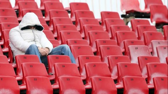 Ужасяващ антирекорд в Първа лига