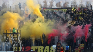 Ботев Пд отнесе тежко наказание заради ударен футболист на Лудогорец